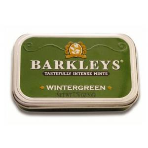 Barkleys Mints - Wintergreen Tin 50g